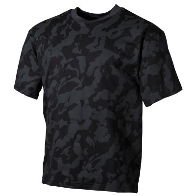 T-Shirt Night camo 00104D