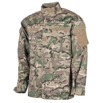 veldjas   ACU operation  camo 03383X