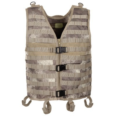 Tactical vest Molle light  HDT camo 04613P