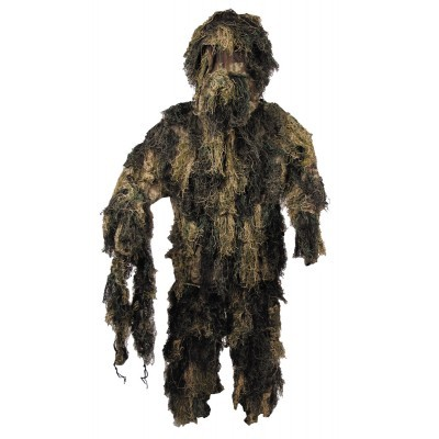 Ghillie suite woodland camo 07703T