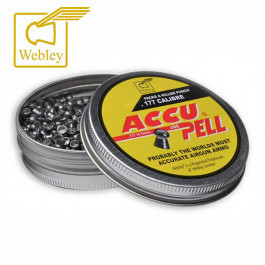 Webley accupell 4.5 mm